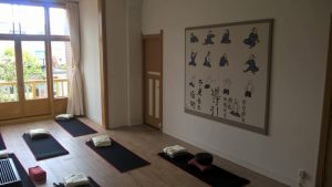 DO-IN leslocatie BIJ MAM, Nederlandse School voor DO-IN