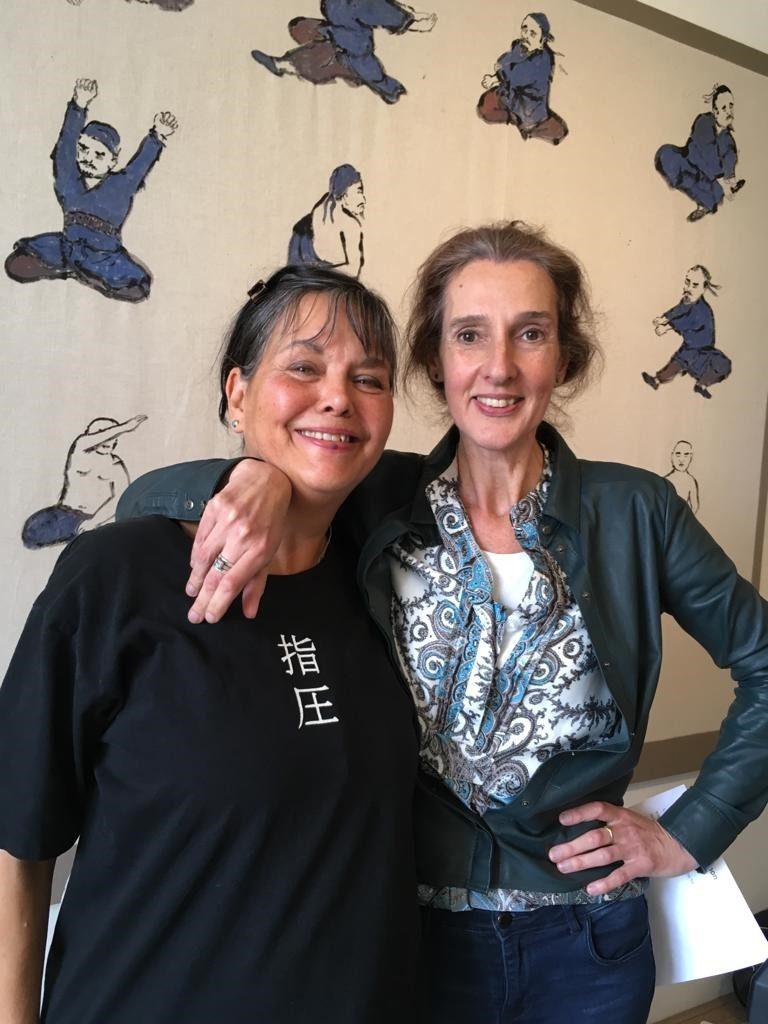 Carolioen Devilee en Anushka Hofman, DO-IN docente opleiding