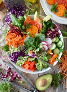 DO-IN gezonde voeding